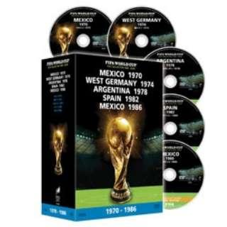 FIFAワールドカップコレクション DVD-BOX 1970~1986 【DVD】 ソニー ...