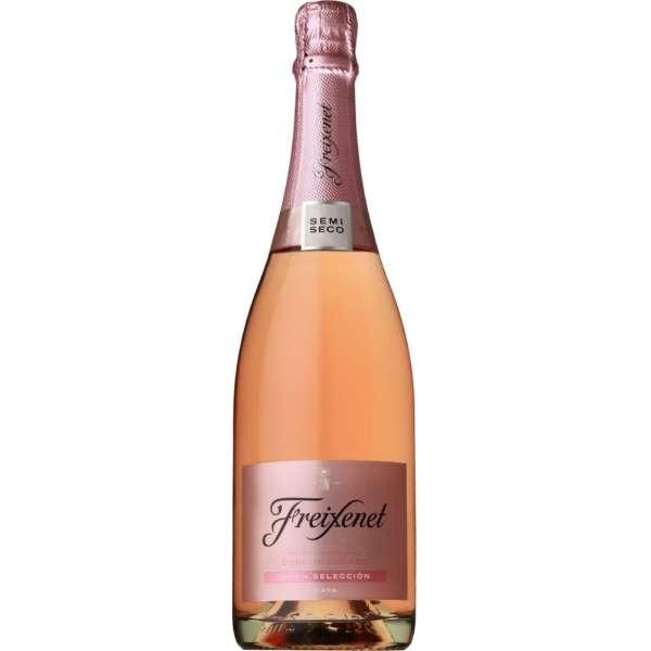 フレシネ セミセコ・ロゼ 750ml【スパークリングワイン】