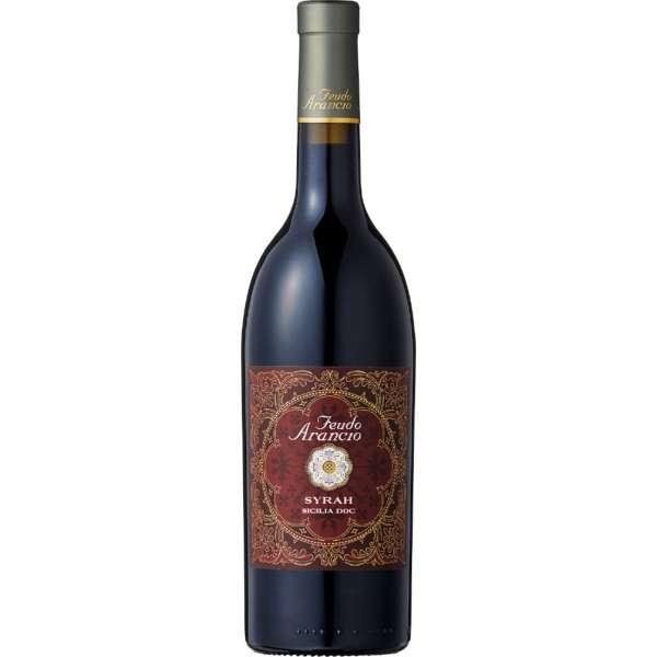 フェウド・アランチョ シラー 750ml【赤ワイン】