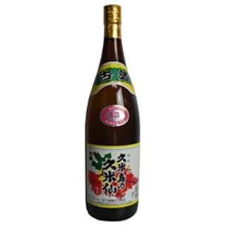 久米島の久米仙 でいご 3年古酒[43度] 1800ml【泡盛】