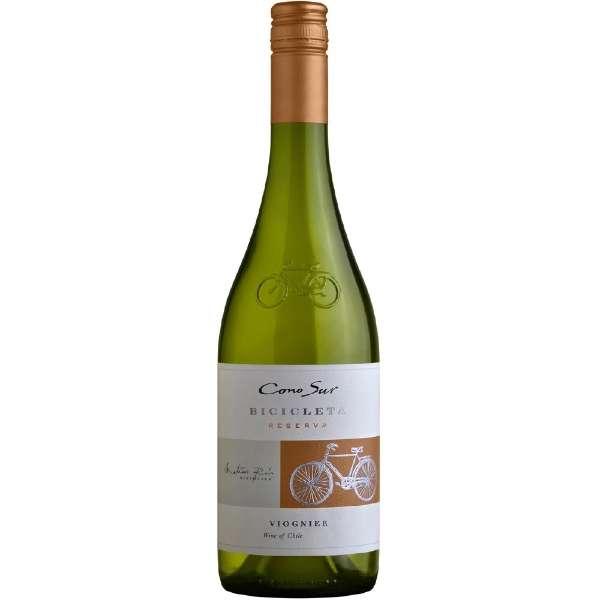 コノスル ヴィオニエ ビシクレタ(ヴァラエタル) 750ml【白ワイン】