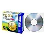 データ用CD-RW MQシリーズ CDRW80MQ.S1P10S [10枚 /700MB]