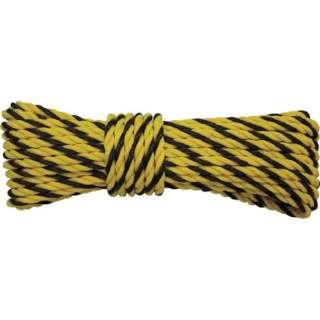 ロープ PE標識ロープ 6φ×10m A78