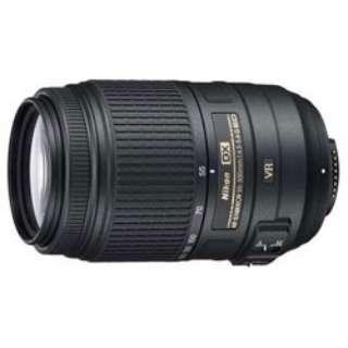 カメラレンズ AF-S DX Nikkor 55-300mm f/4.5-5.6G ED VR【ニコンFマウント(APS-C用)】