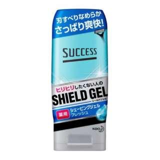 SUCCESS(サクセス) サクセス 薬用シェービングジェル フレッシュ(180g)〔シェービングジェル・フォーム〕
