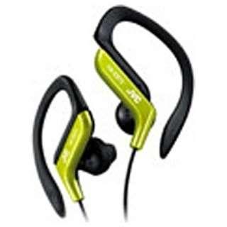 耳かけ型 イエロー HA-EB75-Y [防滴 /φ3.5mm ミニプラグ]