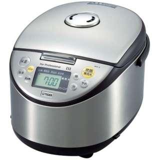 JKH-S18P 業務用炊飯器 炊きたて ブラック [1升 /IH]
