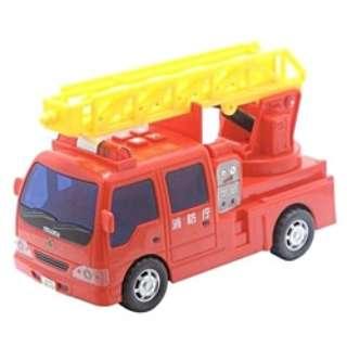 サウンド&フリクションシリーズ ミニサウンド はしご消防車