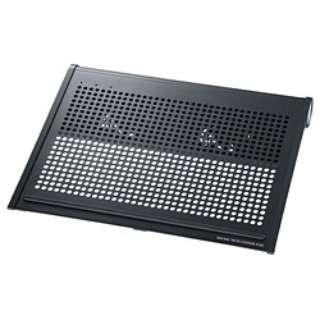 ノート用クーラーパッド (~16型ワイド対応・ブラック) TK-CLN16U3N