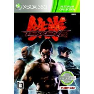 鉄拳6 プラチナコレクション【Xbox360】