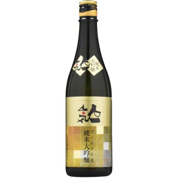 人気一 ゴールド人気 720ml【日本酒・清酒】