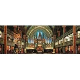 【420スモールピース】 静寂の聖堂 ノートルダム ―カナダ