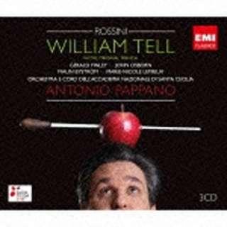 アントニオ・パッパーノ(cond)/ロッシーニ:「ウィリアム・テル」全曲 【CD】
