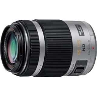 カメラレンズ LUMIX G X VARIO PZ 45-175mm/F4.0-5.6 ASPH./ POWER O.I.S. LUMIX(ルミックス) シルバー H-PS45175 [マイクロフォーサーズ /ズームレンズ]
