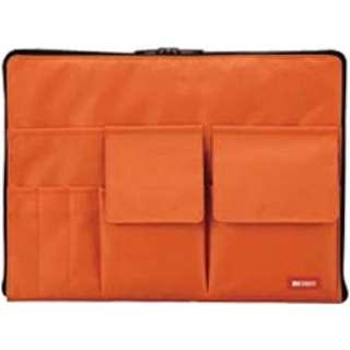 バッグインバッグ A4(橙)A-7554-4