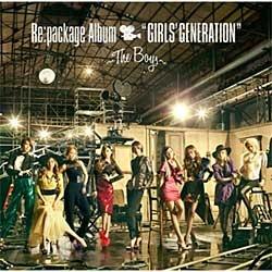 "少女時代/Re:package Album ""GIRLS' GENERATION"" The Boys 通常盤 【音楽CD】"