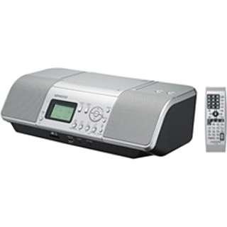 CDラジオ CLX-30 シルバー