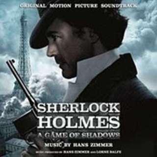 ハンス・ジマー/「シャーロック・ホームズ シャドウ・ゲーム」オリジナル・サウンドトラック 【音楽CD】