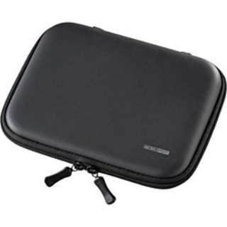 セミハードタイプ電子辞書ケース PDA-EDC31BK(ブラック)