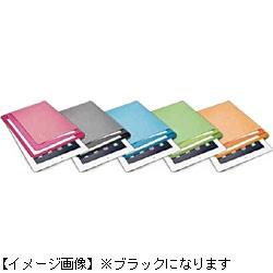 新しいiPad/2用 3Pocket Filing Case (ブラック) PA-LC311K