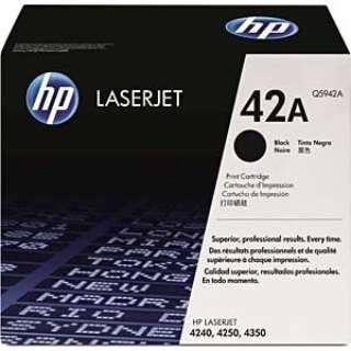 Q5942A 純正トナー HP LaserJet 4240n/4240/4250n/4250/4350n用 黒