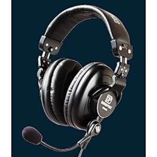DRTCHD01BK/C ゲーミングヘッドセット [φ3.5mmミニプラグ /両耳 /ヘッドバンドタイプ /密閉ダイナミック型(2chステレオ)]