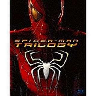 スパイダーマン トリロジーBOX 【ブルーレイ ソフト】