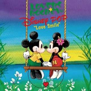 """ラヴァーズ・ロックリュー/ディズニーポップ """"ラヴ・スマイル""""/ラヴァーズ ロックリュー 【CD】"""