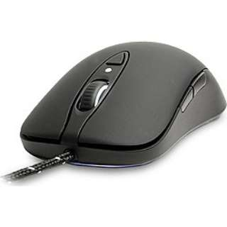 be4119b4a14 Cable broadcasting laser gaming Mouse [USB] SteelSeries Sensei [RAW] (8  buttons, Rubberized Black) 62155