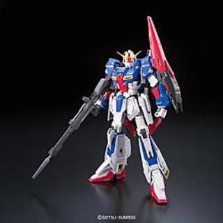 RG 1/144 MSZ-006 ゼータガンダム【機動戦士Zガンダム】