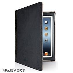 iPad Retina/新しいiPad/iPad 2用 BookBook v2 (クラシックブラック) TWS-BG-000009