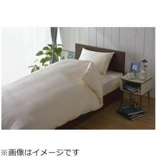 【ワンタッチシーツ】80サテン セミダブルサイズ(綿100%/125×215cm/ピンク)【日本製】