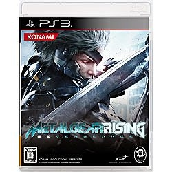 METAL GEAR RISING REVENGEANCE [PS3] 製品画像