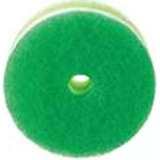 POCOキッチンスポンジ(吸盤なし・リフィル) K095DG   ディープグリーン〔たわし・スポンジ〕