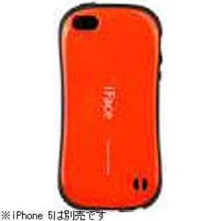 iPhone 5s/5用 iface First Class ケース (オレンジ)