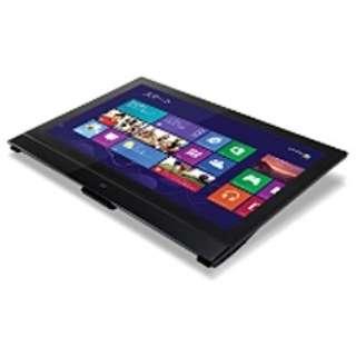 TW21A-B36C5 Windowsタブレット TW21A-B36 ブラック [intel Core i5 /SSD:64GB /メモリ:8GB /2012年11月モデル]