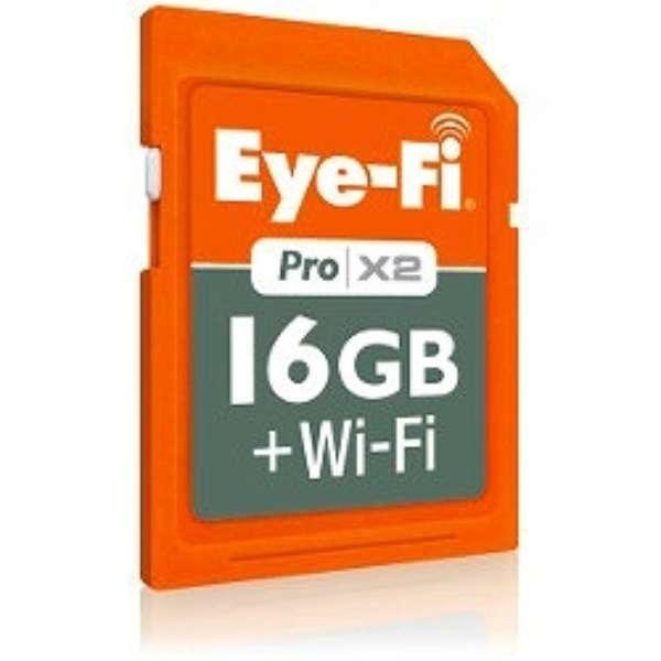 SDHCカード Pro X2 EFJ-PR-16 [16GB /Class10]