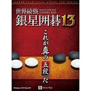 〔Win版〕 世界最強銀星囲碁 13