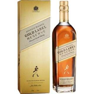 [正規品] ジョニーウォーカー ゴールドラベル リザーブ 700ml【ウイスキー】