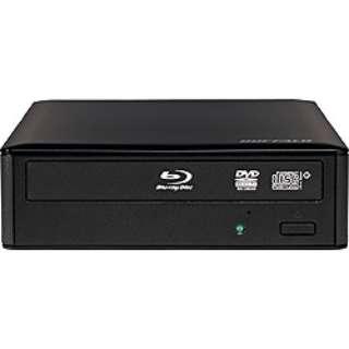 USB3.0接続 外付けBlu-rayドライブ BDXL対応(ブラック) BRXL-16U3