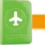 ALIFE ハッピーフライト パスポートカバー SNCF-012-2 オレンジ