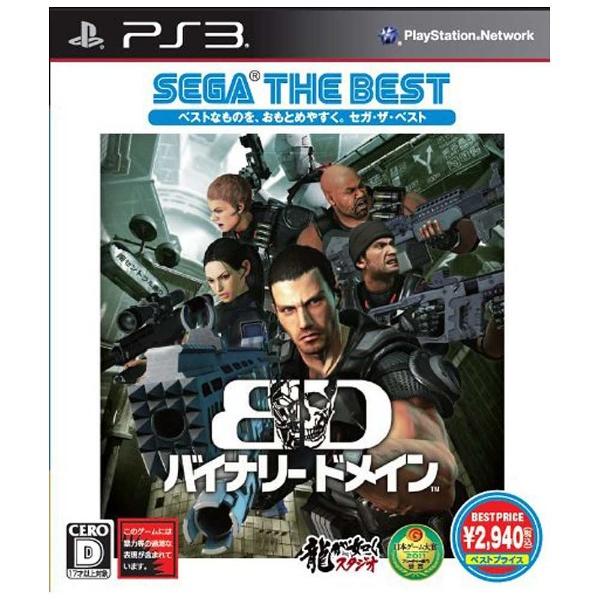 75b47df22bf4 価格.com - SEGA バイナリードメイン [SEGA THE BEST] [PS3 ...