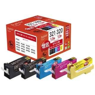 PLE-ZCB3215P 互換プリンターインク プレジール 4色パック