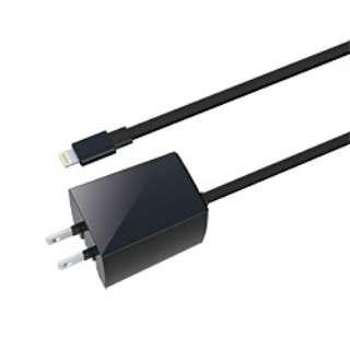 AC充電器 Lightning 1m ブラック PA-ADF52K