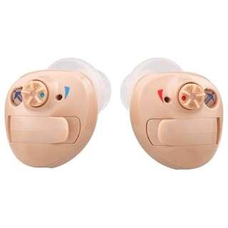 【デジタル補聴器】HC-A1 両耳用(耳あな型)