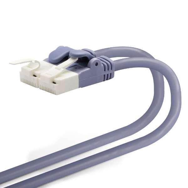 LD-GPAT/BU15 LANケーブル ブルー [1.5m /カテゴリー6A /スタンダード]