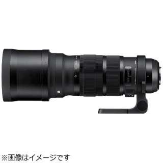 カメラレンズ 120-300mm F2.8 DG OS HSM Sports ブラック [キヤノンEF /ズームレンズ]