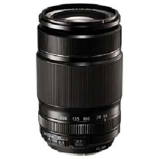 カメラレンズ XF55-200mmF3.5-4.8 R LM OIS FUJINON(フジノン) ブラック [FUJIFILM X /ズームレンズ]