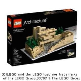 LEGO 21005 カウフマンズ邸・落水荘