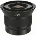カメラレンズ APS-C用 2.8/12 Touit ブラック [ソニーE /単焦点レンズ]
